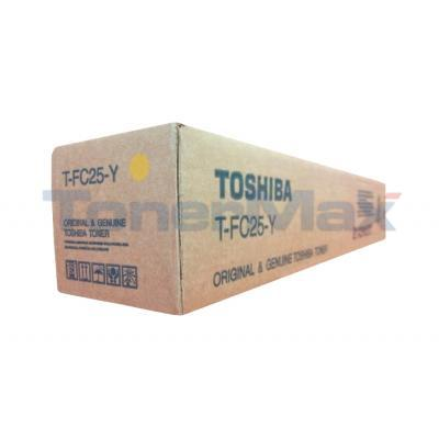 TOSHIBA E-STUDIO 2040C TONER YELLOW
